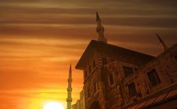 drömm ottomanen Arkivbild