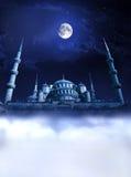 drömm religion Royaltyfria Bilder
