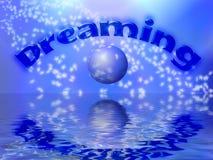 drömma Arkivbild