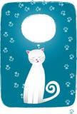drömma för katt Royaltyfri Bild
