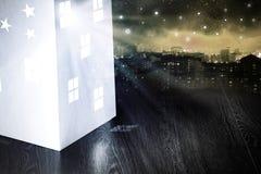 Drömma för natt Arkivfoto
