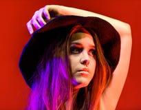 Drömma för neon fotografering för bildbyråer