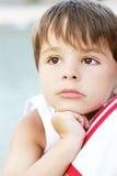 drömma för pojke Royaltyfri Bild