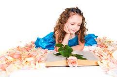 drömma princess royaltyfria bilder