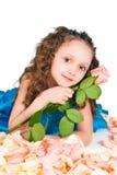 drömma princess arkivfoton