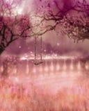 drömmarnas land Royaltyfria Foton