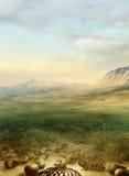 drömmarnas land Arkivfoton