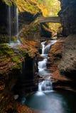 drömmarnas landvattenfall Fotografering för Bildbyråer