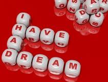 drömmen har I Arkivfoton