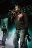 Dr Alban perform on stage at RIO Royalty Free Stock Photos