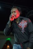 Dr Alban perform on stage at RIO Royalty Free Stock Images