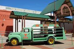 Dr. antique Pepper Delivery Truck Photographie stock libre de droits