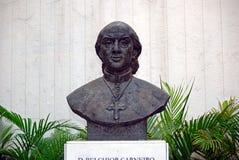Dr Belchior Carneiro, Macao Obrazy Stock