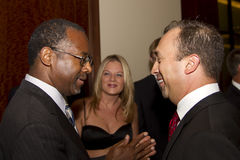 Dr. Ben E Carson die misschien voor U lopen S Voorzitter Royalty-vrije Stock Afbeeldingen