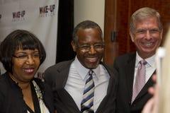 Dr Ben E Carson możliwie biega dla U S prezydent Obraz Royalty Free