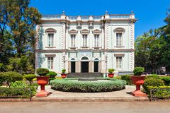Dr. Bhau Daji Museum. The Dr. Bhau Daji Lad Mumbai City Museum (formerly the Victoria and Albert Museum) is the oldest museum in Mumbai, India royalty free stock photo