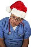 Dr. Christmas Royalty Free Stock Photo