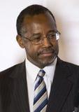 Dr. do candidato presidencial Ben Carson Foto de Stock