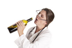 Dr. drunk Stock Photos