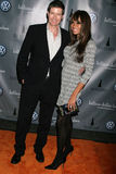 Dr Frank Ryan. Dr. Frank Ryan and Sophia Mercedes  at the Clothes Off Our Back + Billion Dollar Babes iconic shopping event Kick Off VIP Party, Petersen Stock Photo