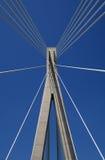 Dr. Frank Tudman's bridge. In Dubrovnik (Croatia Royalty Free Stock Images