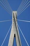 Dr. Frank Tudman's bridge. In Dubrovnik (Croatia Stock Photo