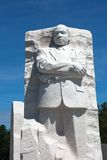 Dr Martin Luther King Jr Memorial Royaltyfria Foton