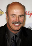 Dr. Phil McGraw Images libres de droits