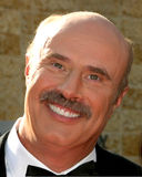 Dr Phil McGraw,. Dr Phil McGraw & wife Robin Daytime Emmys 2007 Kodak Theater Los Angeles, CA June 15, 2007 Royalty Free Stock Photography