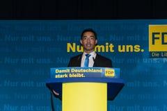 Dr. Philipp Roesler, rektor och federal minister av nationalekonomi royaltyfri foto