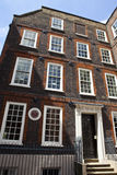 Dr Samuel Johnson's House in London Stock Photography