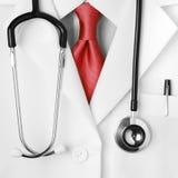 Dr. sans visage. Photo libre de droits