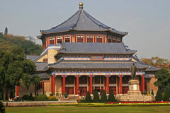 Dr. Sun Yat-sen Memorial Hall Royalty-vrije Stock Foto