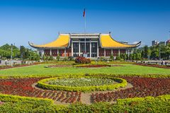 Dr. Sun yat-Sen Memorial Hall Royalty-vrije Stock Fotografie