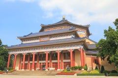 Dr Sun Yat Sen Memorial hall Guangzhou China Stock Photography
