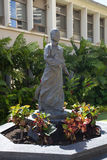 Dr. Sun Yat-sen Statue Stock Image