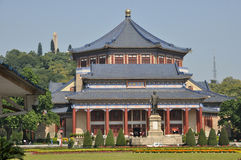 Dr.Sunyat-sen memorial hall Stock Photos