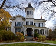 Dr. William LeRoy House Royalty Free Stock Photography