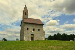 Draž ovce kerk royalty-vrije stock afbeeldingen