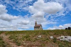 DraÅ-¾ ovce Kirche Stockfotos