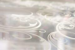Dra exponeringsglaset Arkivbild