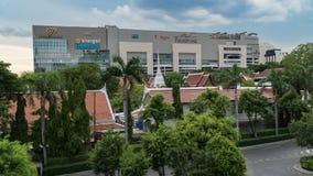 Dra tillbaka av Siam Paragon Royaltyfria Bilder