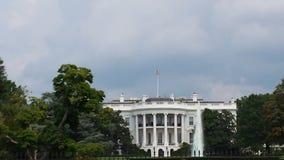 Dra tillbaka av Vita Huset Fotografering för Bildbyråer