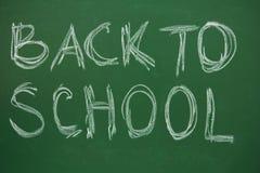 Dra tillbaka till skolan. Arkivfoton
