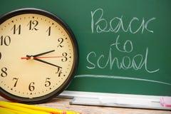 Dra tillbaka till skolan. Fotografering för Bildbyråer