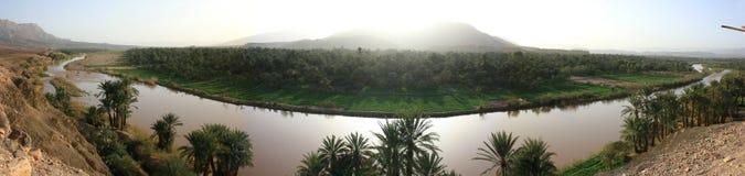 draa River Valley Стоковые Изображения RF