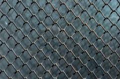 Draad en glasachtergrond Stock Afbeeldingen