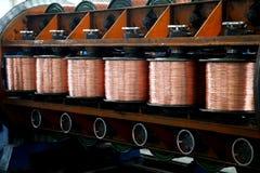 Draad en kabel productieinstallatie in Chongqing Stock Fotografie