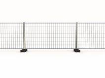 Draad Mesh Fence Stock Afbeeldingen