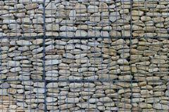 Draad Mesh Wall Royalty-vrije Stock Fotografie
